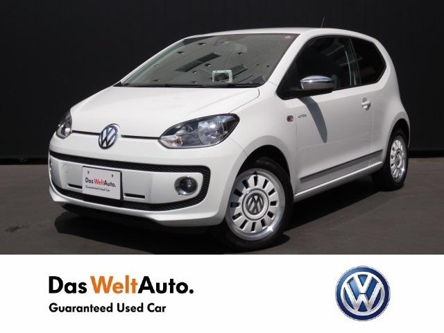 【Das WeltAuto】フォルクスワーゲン認定中古車: up! high up! 2Door White UP ホワイト系 2013年 13,300km 1,080,000円